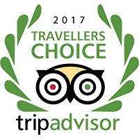Travelers Choice Tripadvisor 2017